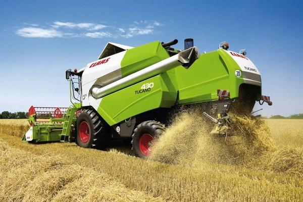 Достоинства лизинга сельскохозяйственной техники