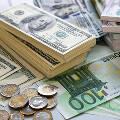 В России существенно увеличилось количество иностранной валюты