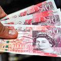 Уровень инфляции в Великобритании повысился впервые с ноября