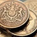 На финансовом рынке зафиксировано падение курса фунта стерлинга