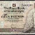 Шотландцы хотят распространить свои банкноты по всей Великобритании